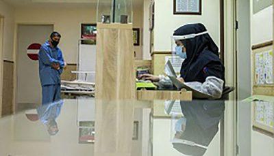 مینو محرز: ورودی بیمارستانها افزایش پیدا کرده است