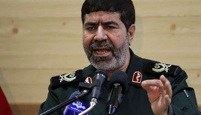 قاطعانه سپاه به رژیم صهیونیستی هشدار قاطعانه سپاه به رژیم صهیونیستی