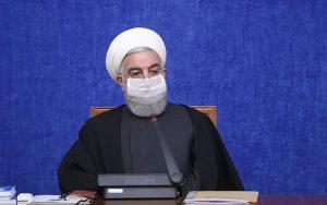 واکنش حسن روحانی به درگذشت مهرداد میناوند و علی انصاریان/ فیلم