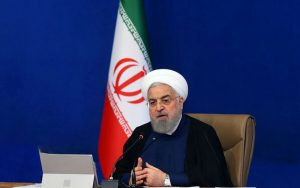 واکنش رئیس جمهور به حذف نام امام (ره) از قطعنامه راهپیمایی ۲۲ بهمن