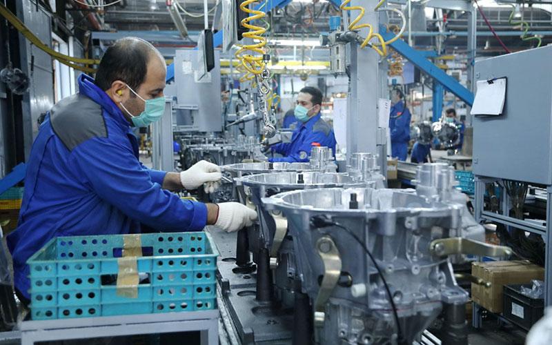 صمت، خط تولید گیربکس شش سرعته را افتتاح میکند وزیر صمت، خط تولید گیربکس شش سرعته را افتتاح میکند