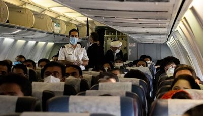 چرا ایرلاین داخلی مانع سوارشدن حریرچی به هواپیما شد؟
