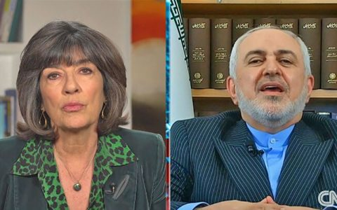 گفتگوی ظریف با سیانان درباره توافق هستهای / اتحادیه اروپا مسئول بازگشت همگام و هماهنگ ایران و آمریکا به برجام باشد
