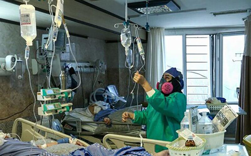 77 فوتی جدید کرونا در کشور/ 8017 بیمار دیگر شناسایی شدند