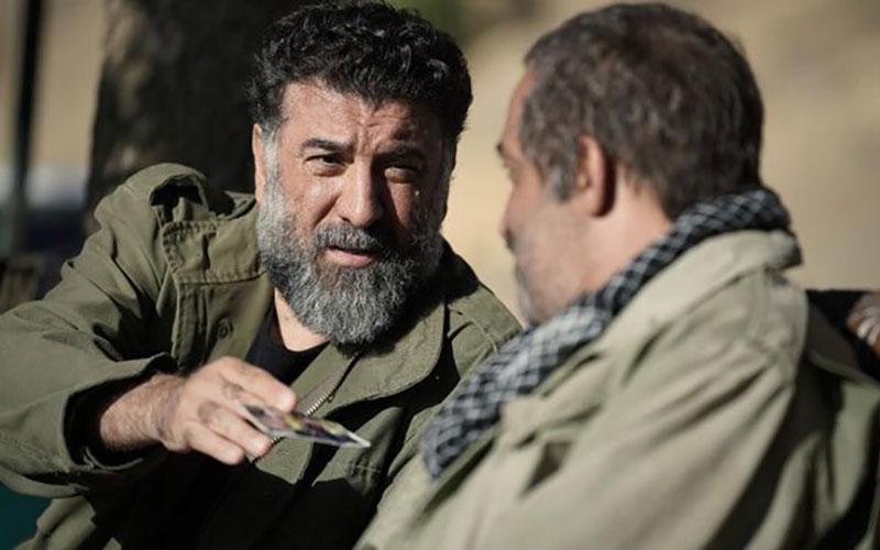 انتشار عکسی از آخرین فیلم دیده نشده علی انصاریان