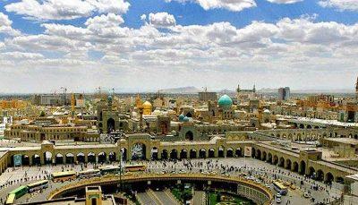 ممنوعیت سفر به مشهد در تعطیلات نوروز