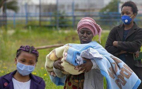 فاجعه در آفریقای جنوبی؛ نیمی از مردم به کرونا مبتلا شدهاند