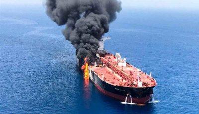 105966910 1560432023378preview اسرائیل تایمز؛ مقصر انفجار کشتی اسرائیلی ارتش ایران است/ اسپکتیتور؛ ایران بایدن را شکست داده است/کانال سیانان؛ تأثیر شبه نظامیان بر روابط ایران و آمریکا زیاد نیست/رویترز؛ ممکن است ایران توافق با آژانس را کنار بگذارد