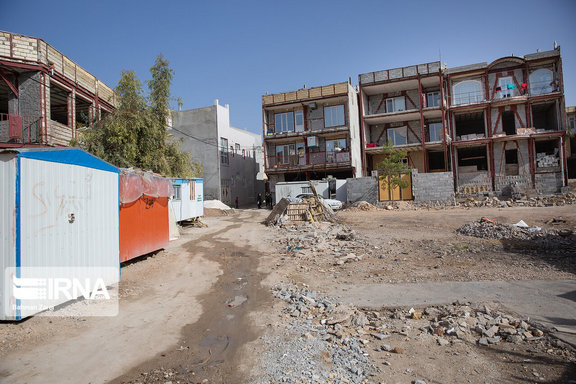 سرپل ذهاب؛ سه سال پس از زلزله / عکس