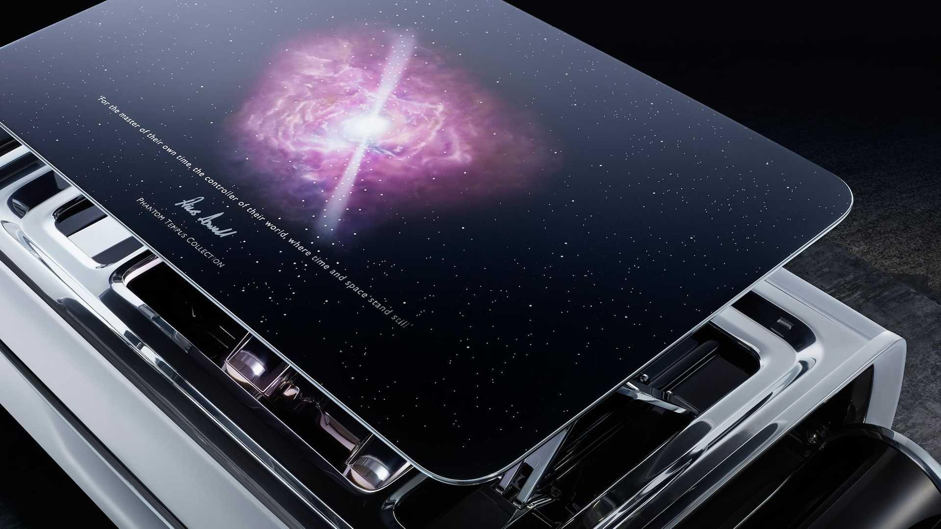 فانتوم تمپوس؛ انتشار جدیدترین اطلاعات از کهکشان لوکس رولز-رویس/ عکس