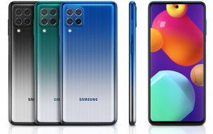 سامسونگ و رونمایی از گوشی هوشمند Galaxy M62