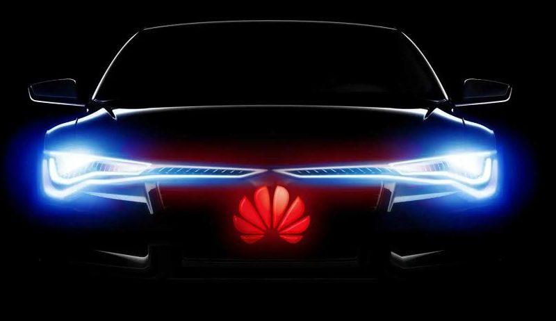 اولین اتومبیل الکتریکی هوآوی سال 2021 از راه می رسد