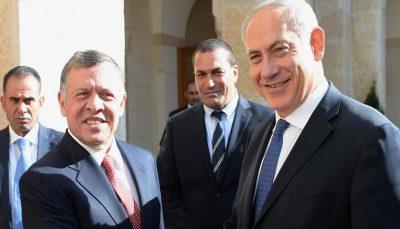 پروژه های مشترک رژیم صهیونیستی و اردن