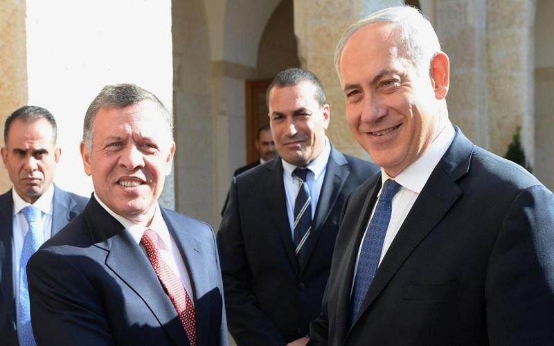 123 پروژه های مشترک رژیم صهیونیستی و اردن