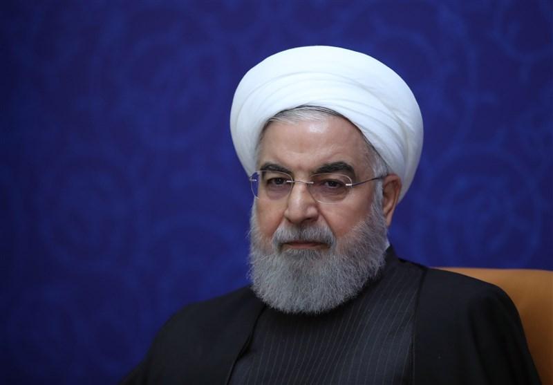 روحانی: مراقبت کنیم تا دچار موج چهارم نشویم