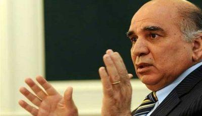 سفر وزیر خارجه عراق به تهران