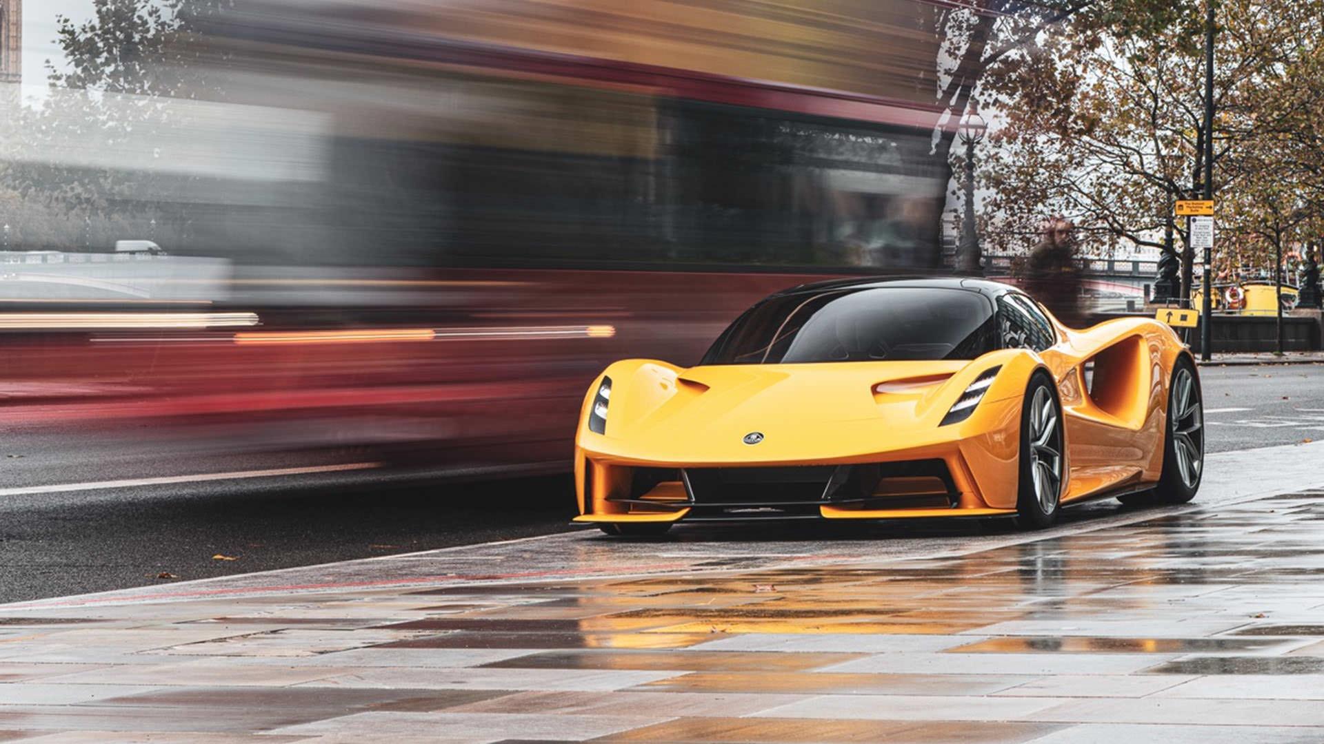 جایزه طراحی خودرو سال به ابرخودروی برقی لوتوس اوایا رسید