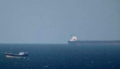 کشتی انگلیسی در دریای عمان دچار سانحه شد