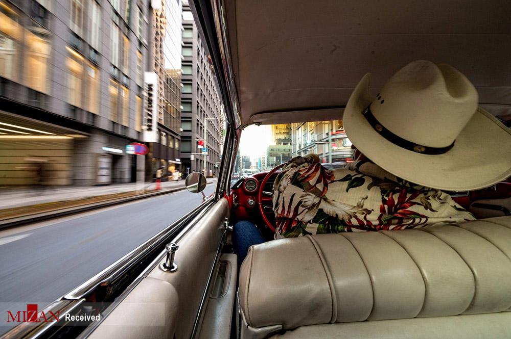 ماشین بازهای کلاسیک - توکیو
