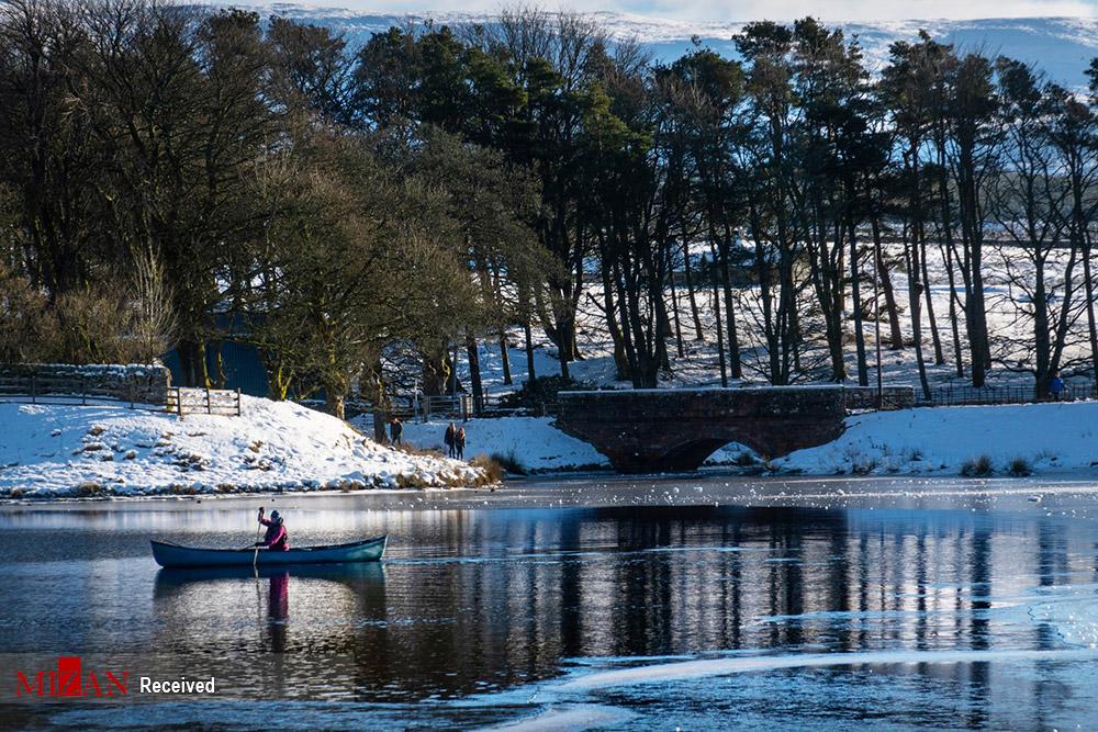 قایق رانی در اسکاتلند