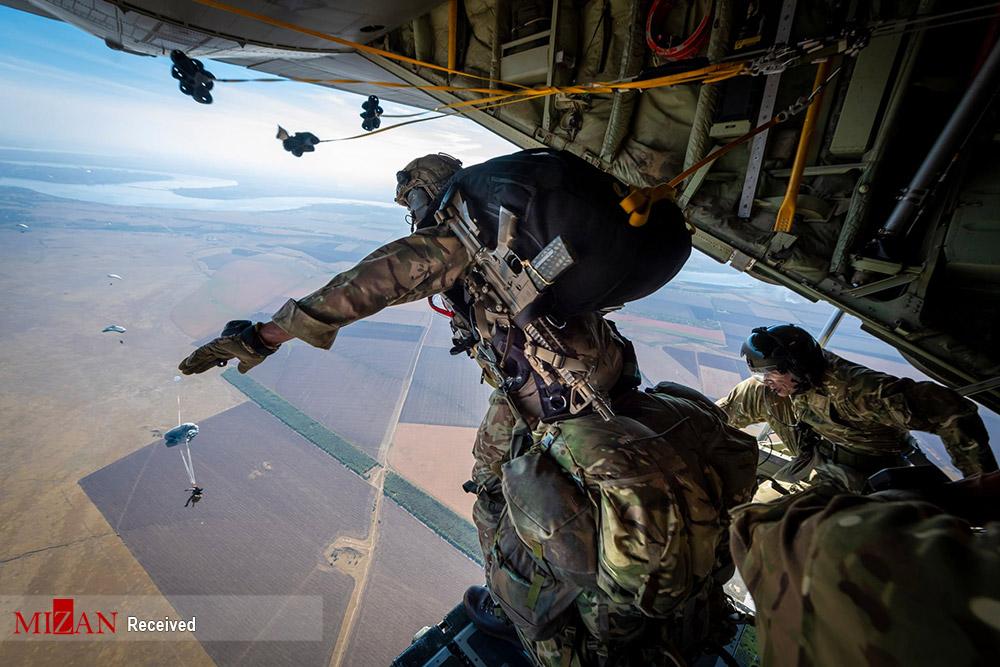 2991171 160 مسابقه عکاسی ارتش انگلیس ۲۰۲۰