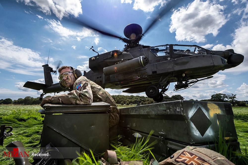2991172 900 مسابقه عکاسی ارتش انگلیس ۲۰۲۰