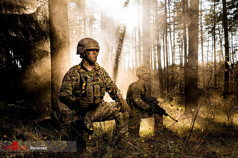 2991177 973 مسابقه عکاسی ارتش انگلیس ۲۰۲۰