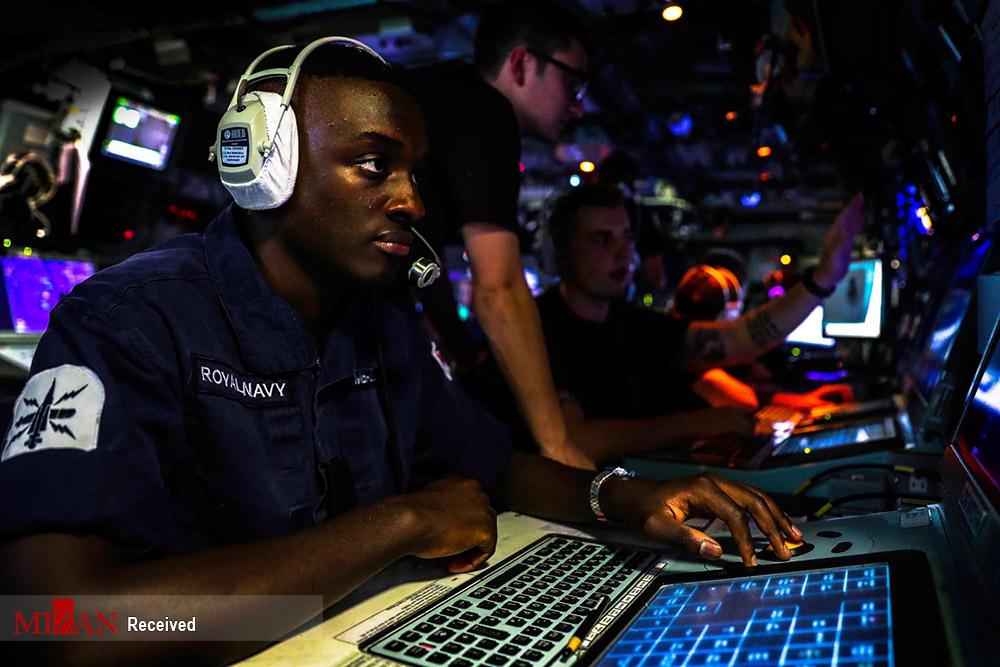 مسابقه عکاسی نیروی دریایی