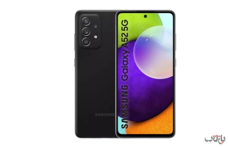 طراحی تلفن هوشمند گلکسی A52 سامسونگ چگونه است؟