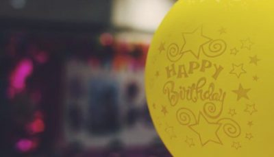 از چه زمانی جشن تولد و تبریک گفتن به وجود آمد؟