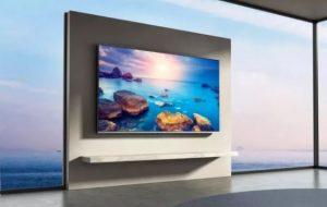 شیائومی و رونمایی از تلویزیون 75 اینچی Mi TV Q1 75