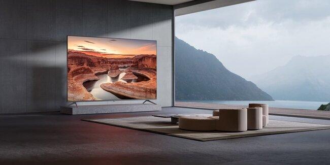 تلویزیون 86 اینچی ردمی مکس با نرخ نوسازی 120 هرتز معرفی شد