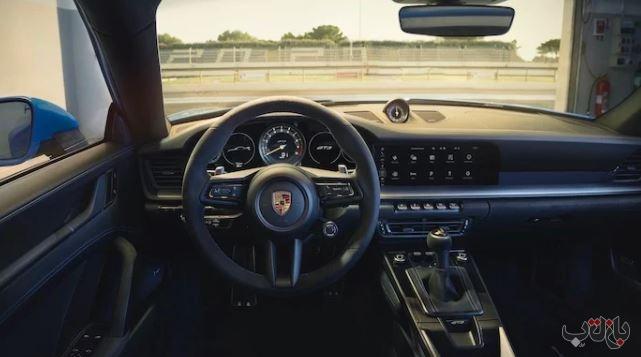 پورشه مدل جدید 911 GT3 را معرفی کرد