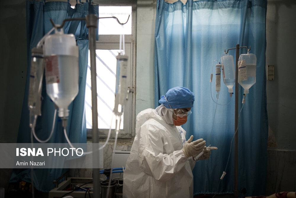 بیمارستان سینا کوت عبدالله در وضعیت قرمز