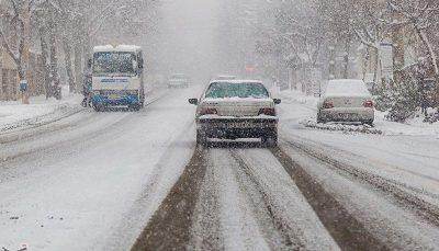 ناپایداری جو در 8 استان بخاطر بارش برف و باران