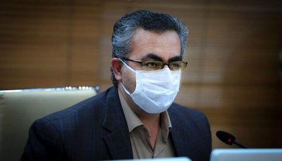 شیوع کرونای جهش یافته ایرانی صحت ندارد