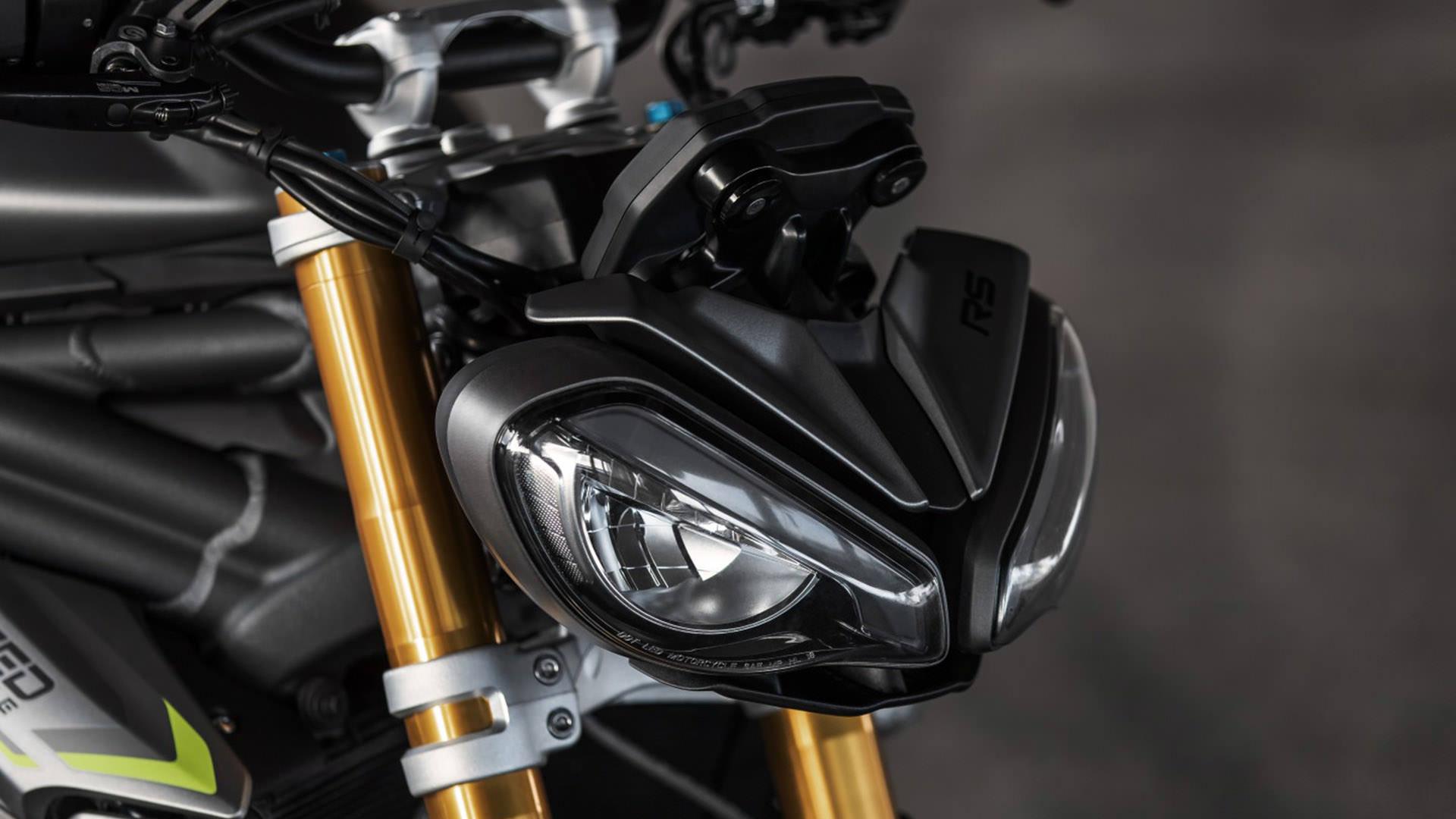 قدرتمندترین نسخه موتورسیکلت تریومف اسپید تریپل معرفی شد