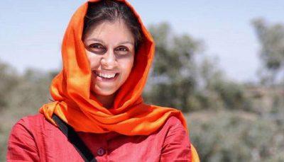 آزادی نازنین زاغری، متهم ایرانی- بریتانیایی پس از پایان 5 سال حبس