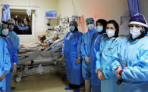 آمادهباش پرستاران برای موج چهارم کرونا در نوروز