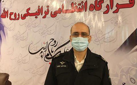 آمادهباش پلیس تهران در بهشت زهرا