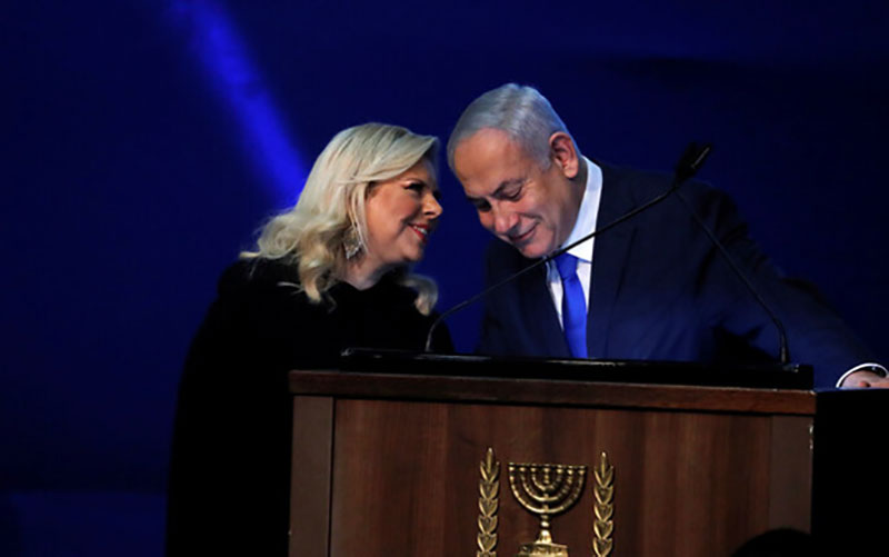 احتمال لغو سفر نتانیاهو به امارات در پی بیماری همسرش