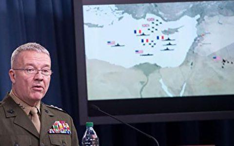 ارتش امریکا: خواستار جنگ با ایران نیستیم