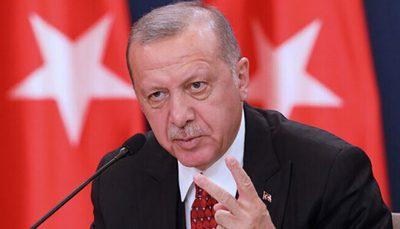 به دنبال ایجاد جزیره صلح هستم اردوغان: به دنبال ایجاد جزیره صلح هستم/نه شرقی نه غربی معنایی برای آنکارا ندارد