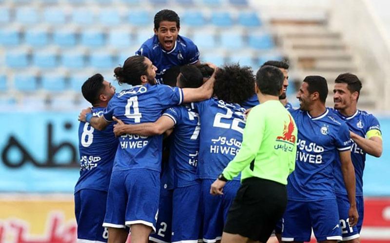 استقلال برترین تیم ایران و دهمین تیم برتر آسیا در دهه دوم قرن 21
