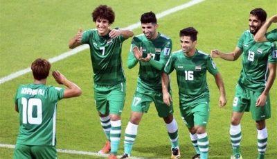 اعتراض رسمی عراق به برگزاری دیدارهای انتخابی جام جهانی ۲۰۲۲ در بحرین