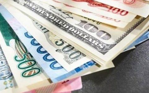 نرخ رسمی ۲۹ ارز افزایش نرخ رسمی ۲۹ ارز