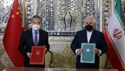 بازتاب امضای سند همکاری های 25 ساله ایران و چین در رسانه های جهان
