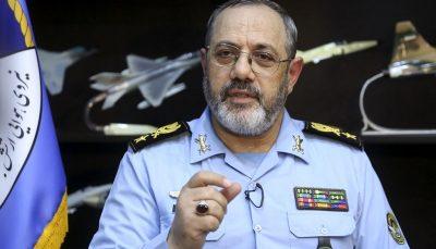 روایت سرتیپ نصیرزاده از خدمات نیروی هوایی ارتش