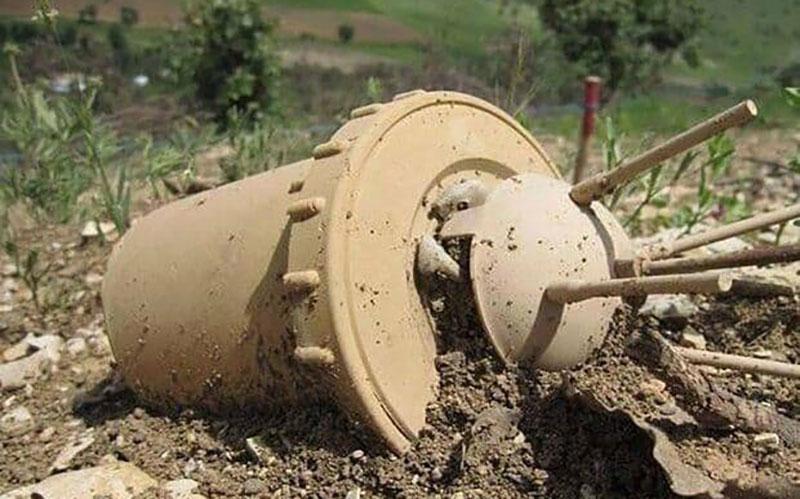 انفجار مین در «سومار» کرمانشاه زن عشایر را زخمی کرد