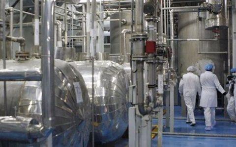 رویترز: ایران غنی سازی اورانیوم را با دستگاه پیشرفته آغاز کرد